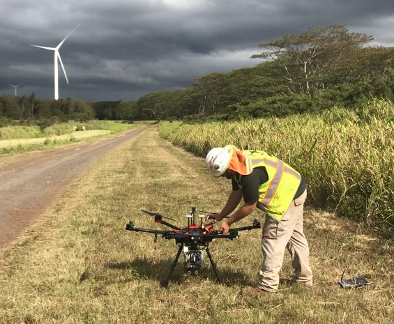 Unmanned Aircraft Surveying and Mapping | Dudek Services